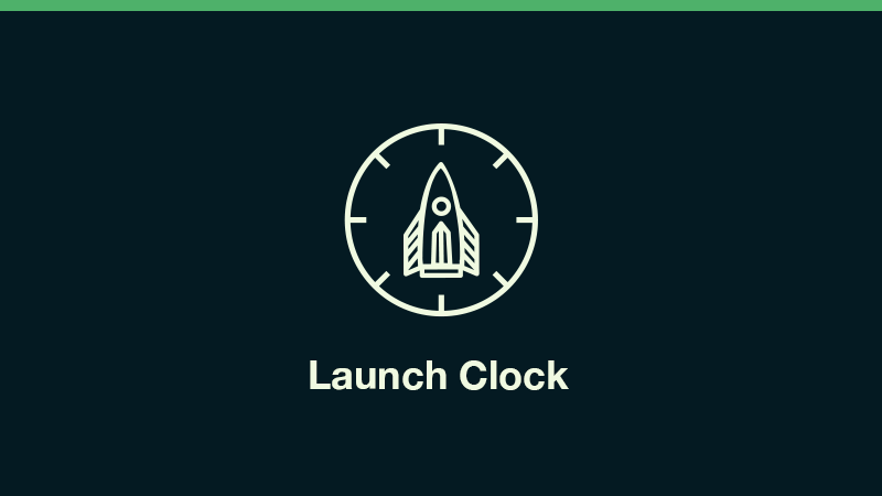 Launch Clock